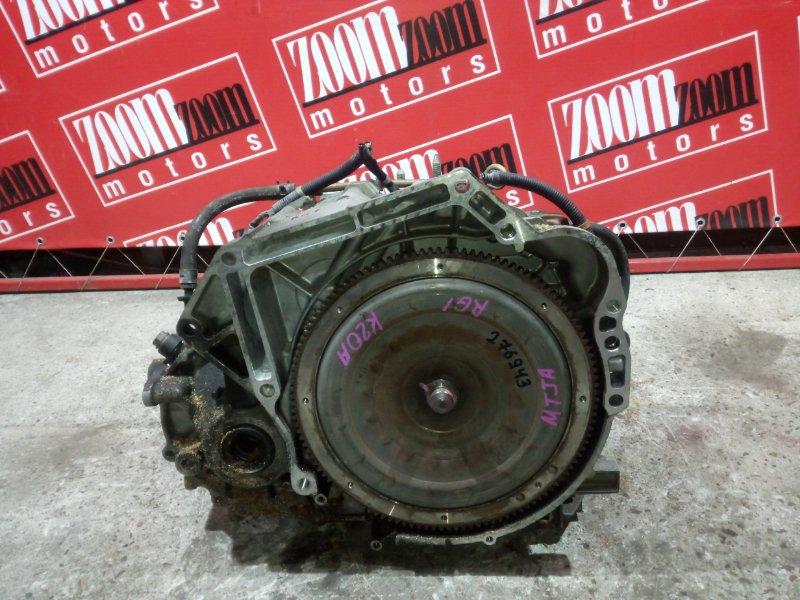 Акпп Honda Stepwgn RG1 K20A 2005 MTJA