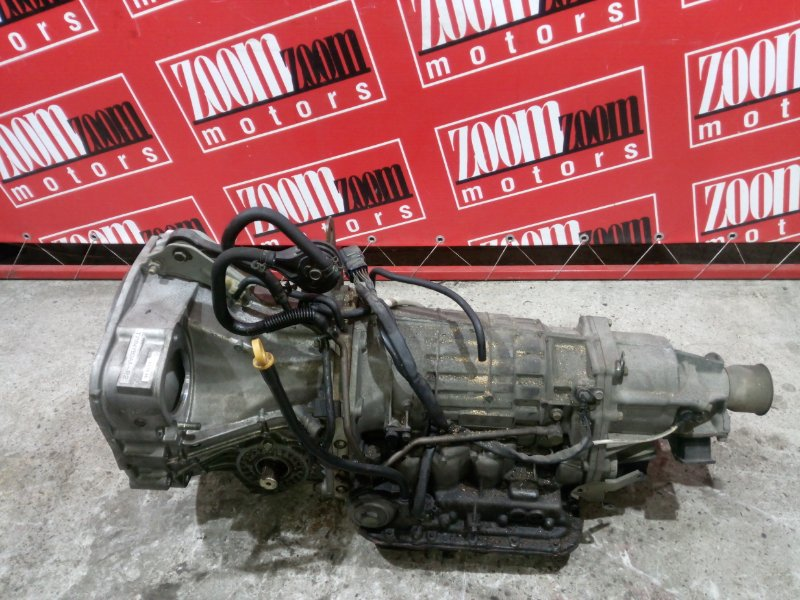 Акпп Subaru Legacy BH5 EJ20-TT 2001 TV1B4YBDAA-R2