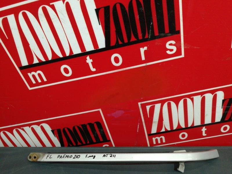 Планка под фару Toyota Corona Premio AT211 7A-FE 1996 передняя левая серый