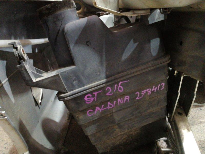 Резонатор воздушного фильтра Toyota Caldina ST215G 3S-FE 2000