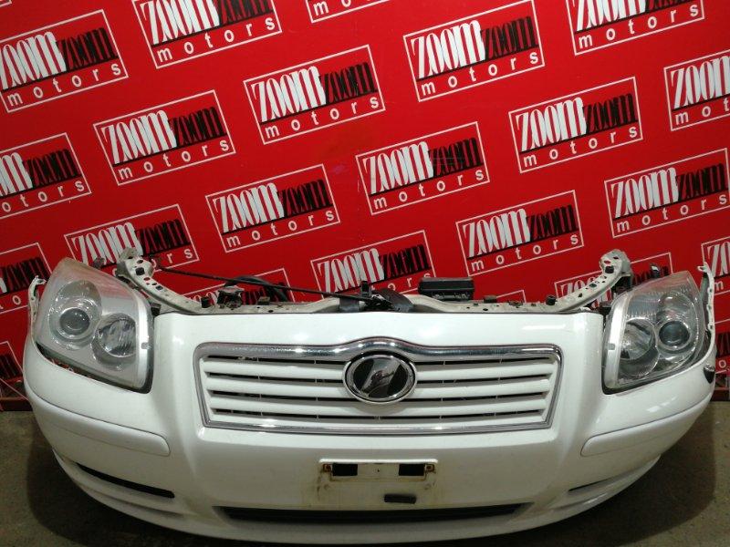 Nose cut Toyota Avensis AZT250 1AZ-FSE 2002 белый