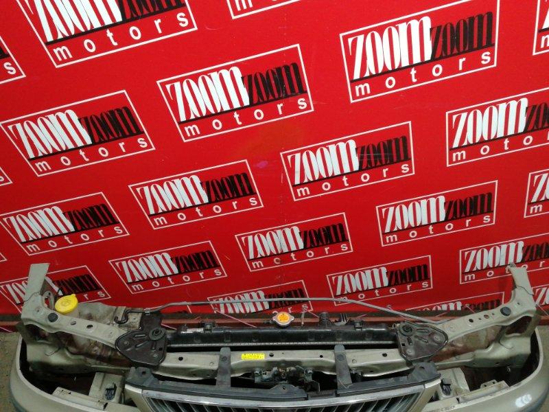 Рамка радиатора Nissan Sunny FB15 QG15DE 1999 золото