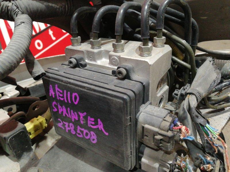 Блок abs (модулятор abs) Toyota Sprinter AE110 5A-FE 1997 44510-12180