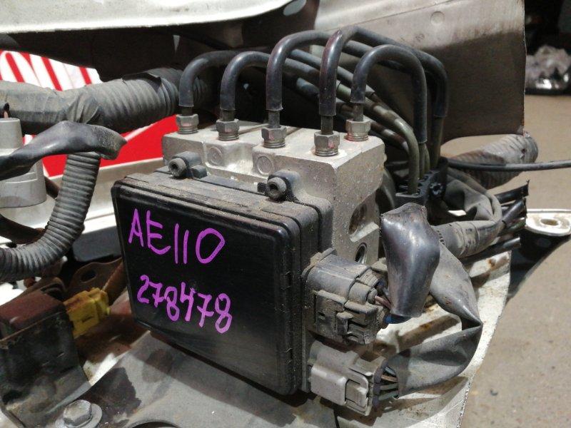 Блок abs (модулятор abs) Toyota Corolla AE110 5A-FE 1998