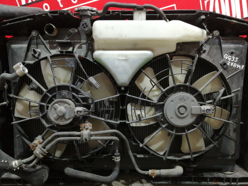 Диффузор Mazda Atenza GG3S L3-VE 2002