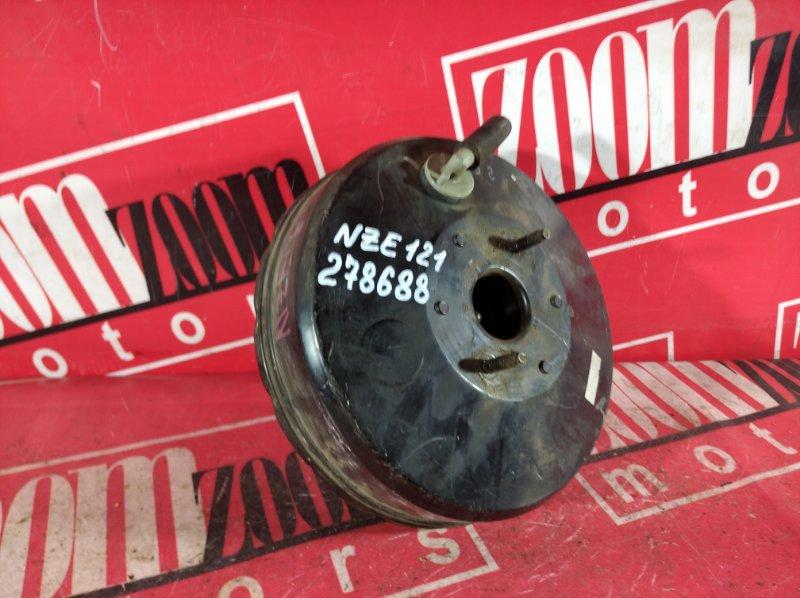 Вакуумный усилитель тормоза Toyota Corolla NZE121 1NZ-FE `2001