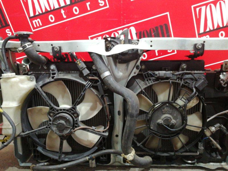Радиатор двигателя Honda Fit GD1 L13A 2004