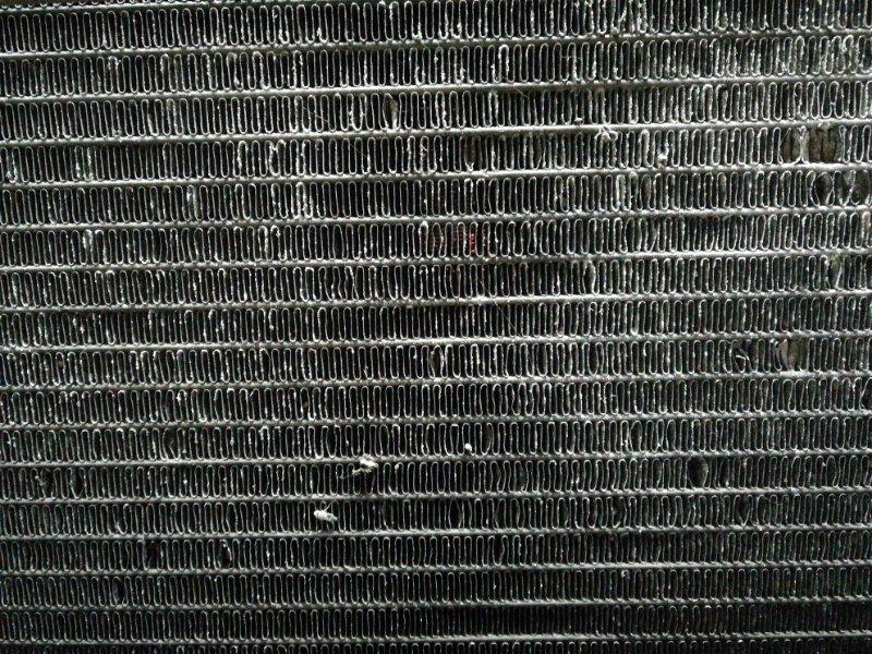 Радиатор кондиционера Honda Fit GD1 L13A 2004