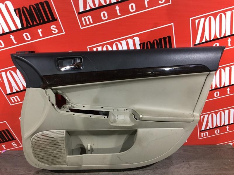 Обшивка двери Mitsubishi Lancer X CY4A 4B11 2006