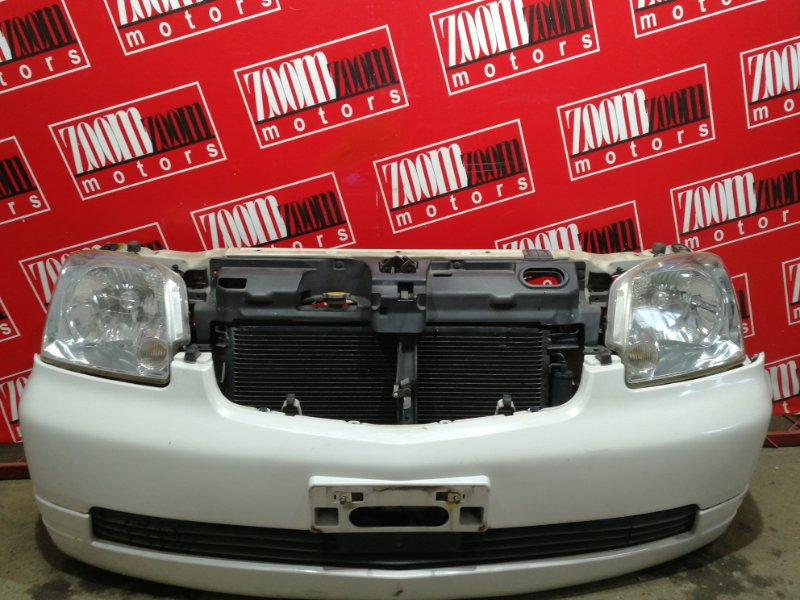 Nose cut Mitsubishi Dion CR9W 4G63 2000 белый