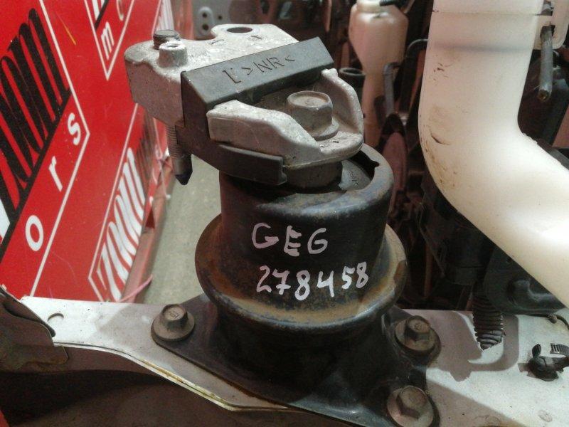 Подушка двигателя Honda Fit GE6 L13A 2007 правая