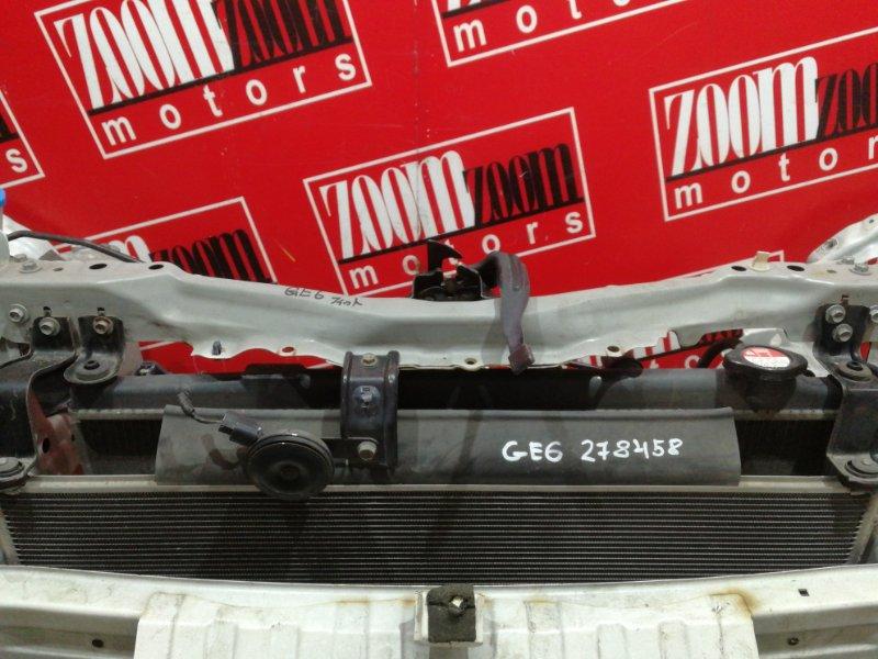 Радиатор кондиционера Honda Fit GE6 L13A 2007