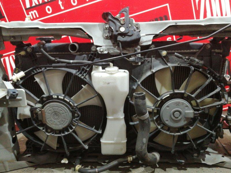 Радиатор двигателя Honda Fit GE6 L13A 2007