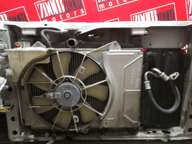 Радиатор двигателя Toyota Platz SCP11 1SZ-FE 1999
