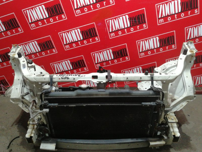 Рамка радиатора Honda Cr-V RD5 K20A 2001 белый