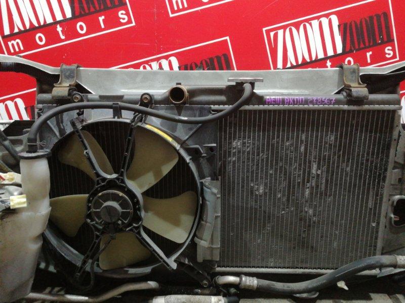 Радиатор двигателя Toyota Corolla Spacio AE111N 4A-FE 1997
