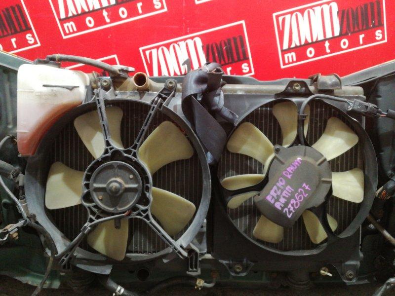 Радиатор двигателя Toyota Raum EXZ10 5E-FE 1997