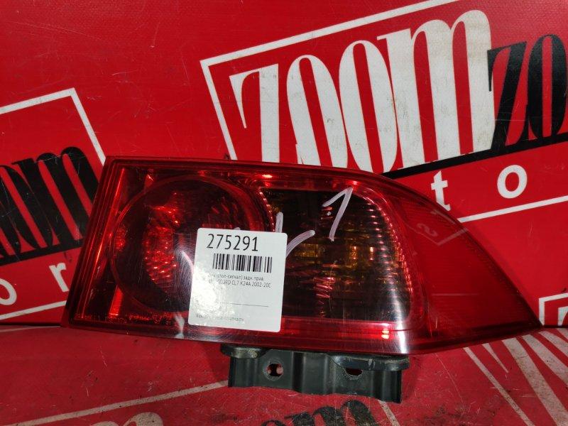 Фонарь (стоп-сигнал) Honda Accord CL7 K24A 2002 задний правый 32-12