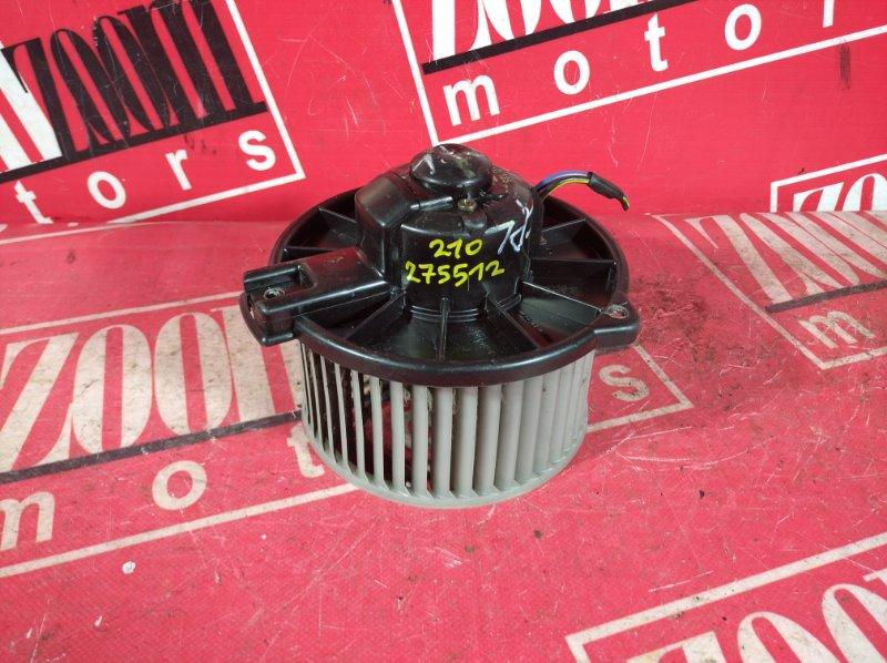 Вентилятор (мотор отопителя) Toyota Corona Premio AT210 7A-FE 1998 передний