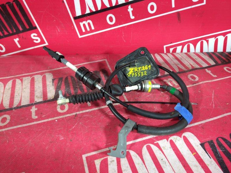 Трос кпп Toyota Premio ZRT261 3ZR-FAE 2007