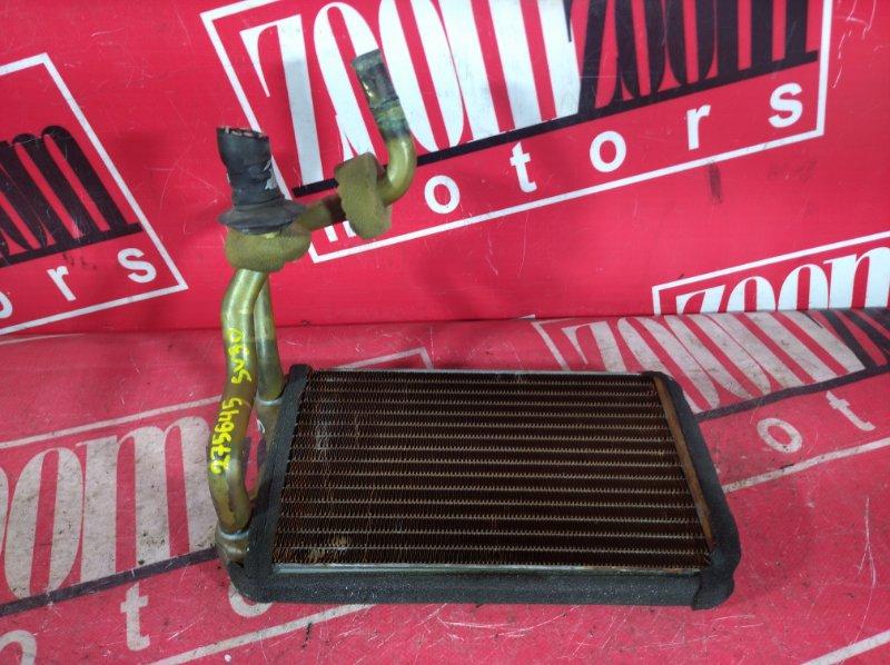 Радиатор отопителя Toyota Camry SV30 3S-FE 1990