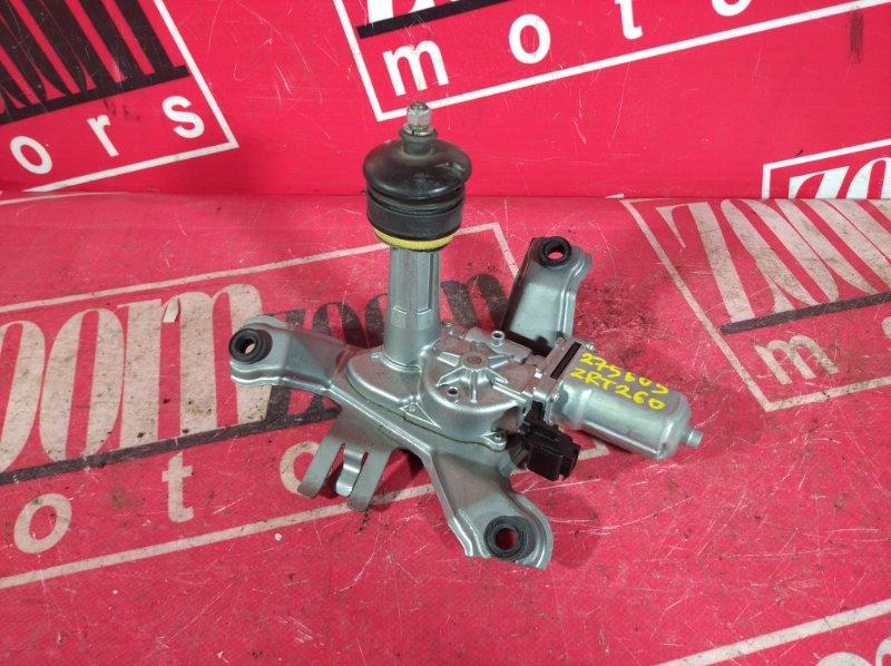 Привод (мотор) стеклоочистителей Toyota Premio ZRT261 3ZR-FAE 2007 задний