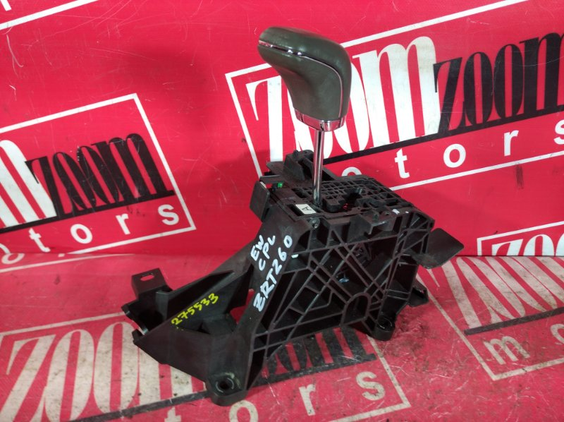 Рычаг переключения кпп (селектор) Toyota Premio ZRT261 3ZR-FAE 2007