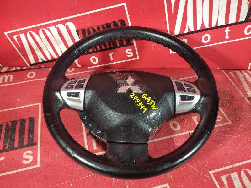 Руль Mitsubishi Asx GA3W 4B10 2010