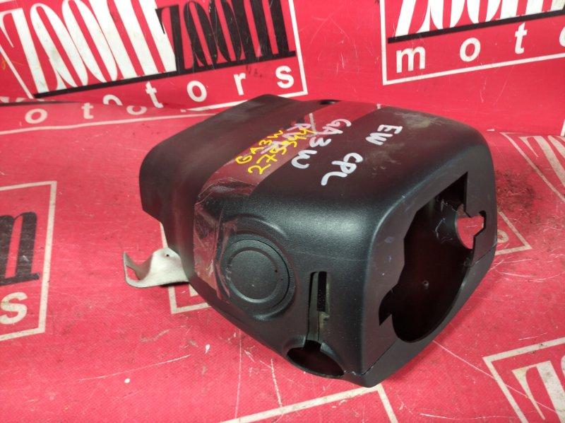 Кожух рулевой колонки Mitsubishi Asx GA3W 4B10 2010 черный