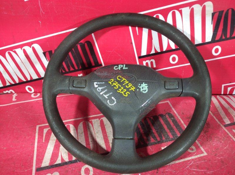 Руль Toyota Caldina CT197 2C 1992 серый