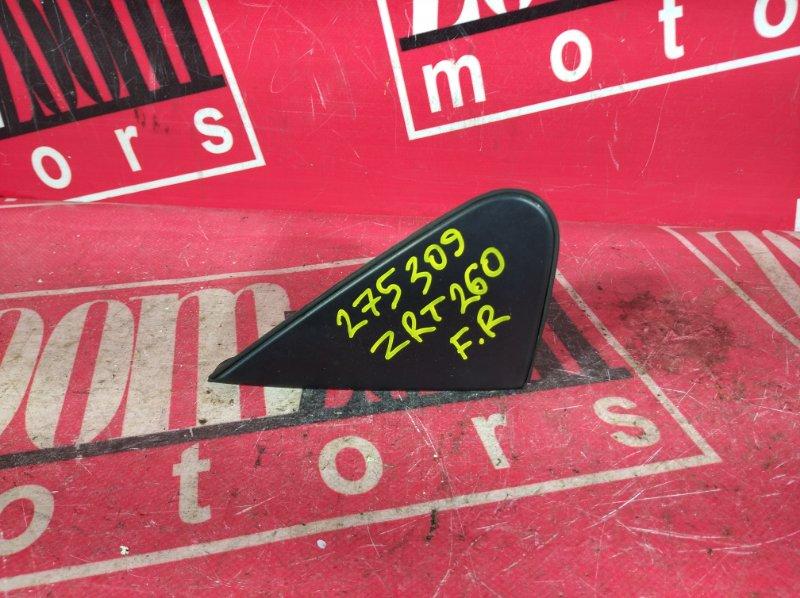 Накладка на крыло Toyota Premio ZRT261 3ZR-FAE 2007 передняя правая