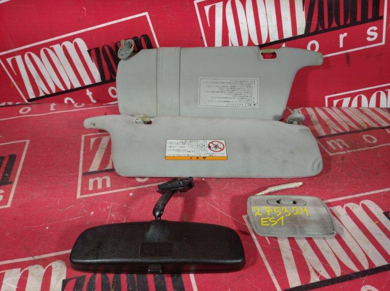 Солнцезащитный козырек Honda Civic ES1 D15B 2000