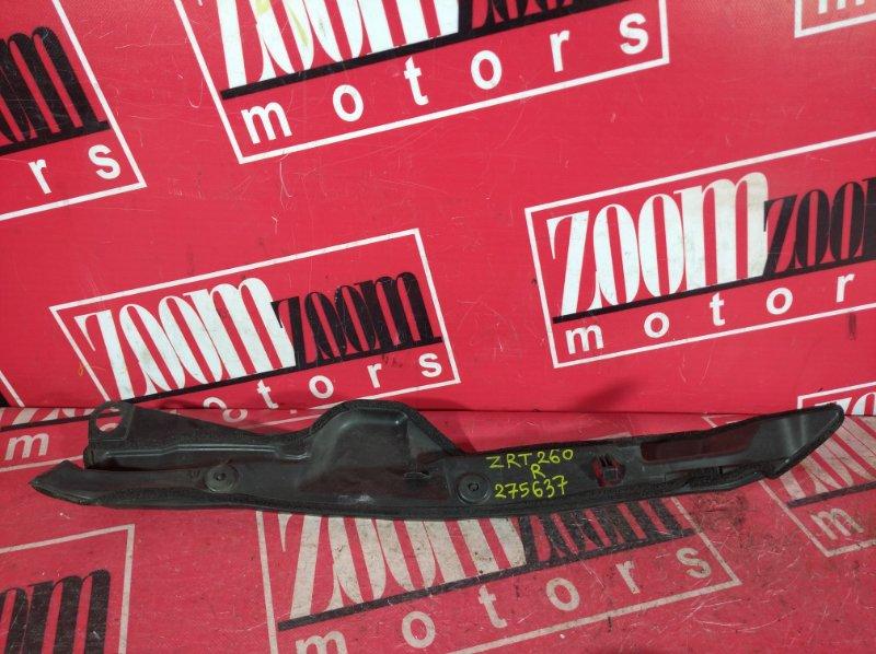 Накладка на крыло Toyota Premio ZRT261 2ZR-FE 2007 передняя правая