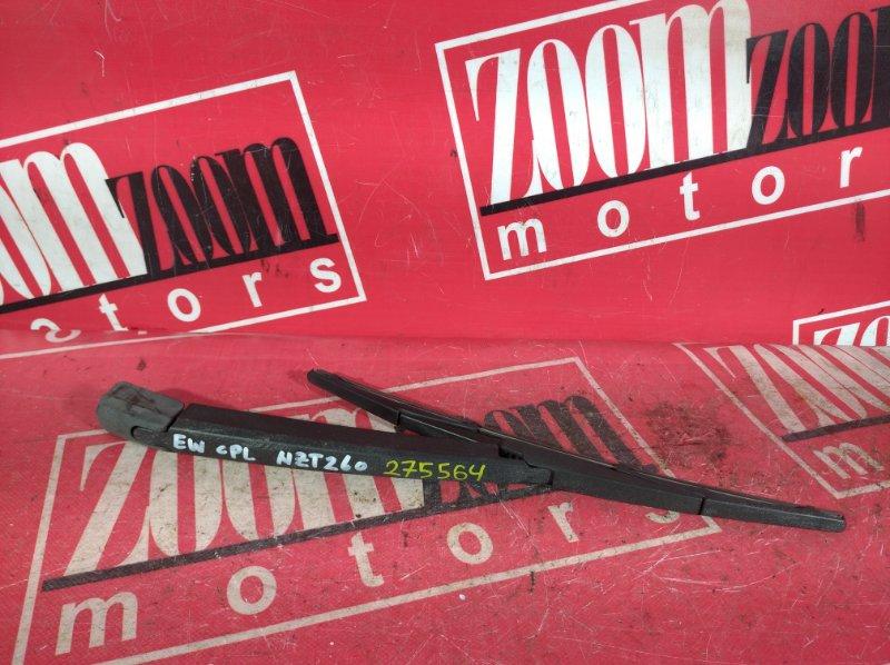 Щетка стеклоочистителя Toyota Premio ZRT261 3ZR-FAE 2007 задняя