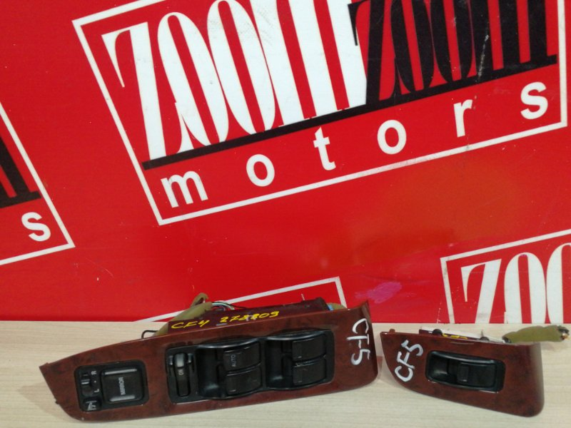 Блок управления стеклоподъемниками Honda Torneo CF4 F20B 1997 правый