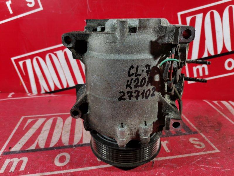Компрессор кондиционера Honda Accord CL7 K20A 2003