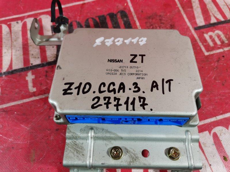 Компьютер (блок управления) Nissan Cube AZ10 CGA3DE 1998 A18-Q86 TK5 2214