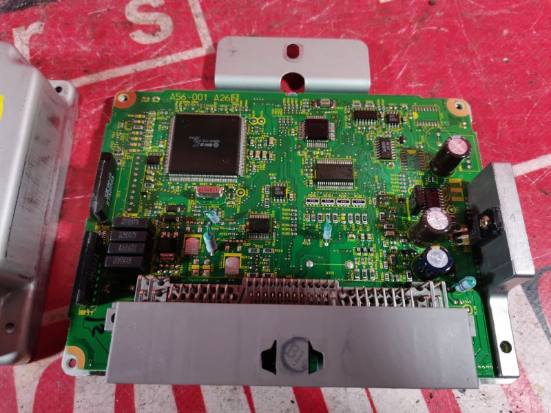 Компьютер (блок управления) Nissan Sunny FB15 QG15DE 1999