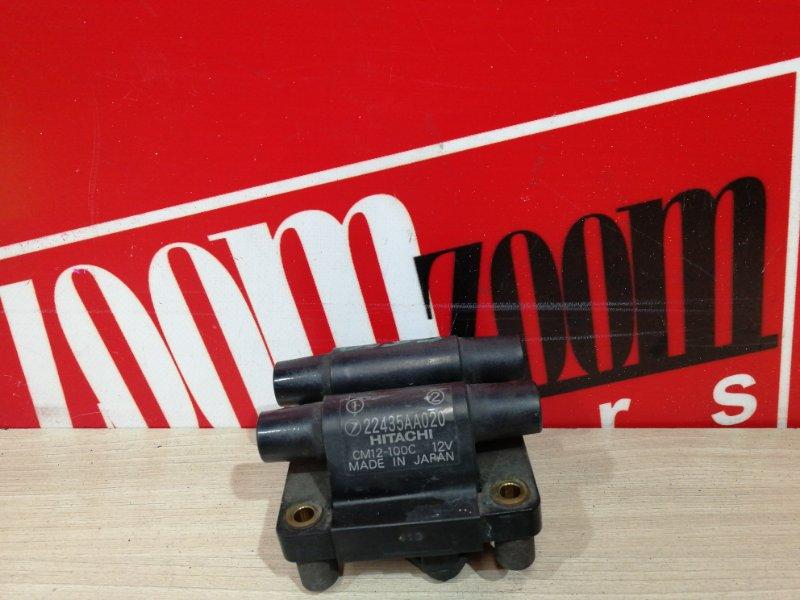 Катушка зажигания Subaru Forester SF5 EJ20 2000 22435AA020