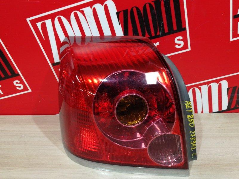 Фонарь (стоп-сигнал) Toyota Avensis AZT250 1AZ-FSE 2002 задний левый 05-45