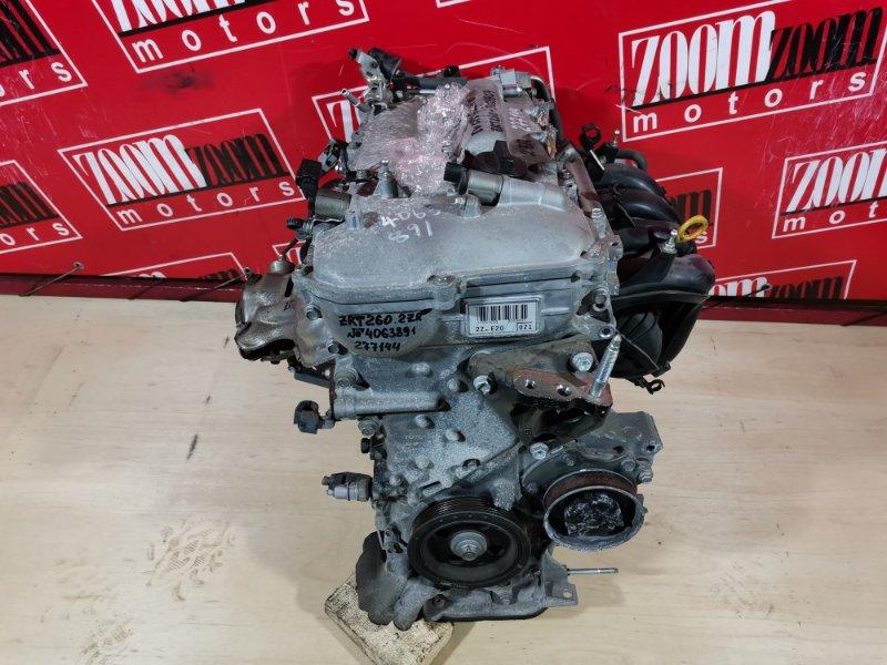 Двигатель Toyota Premio ZRT260 2ZR-FAE 2007 4063891