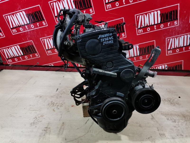 Двигатель Toyota Camry SV30 4S-FE 1990 0688010