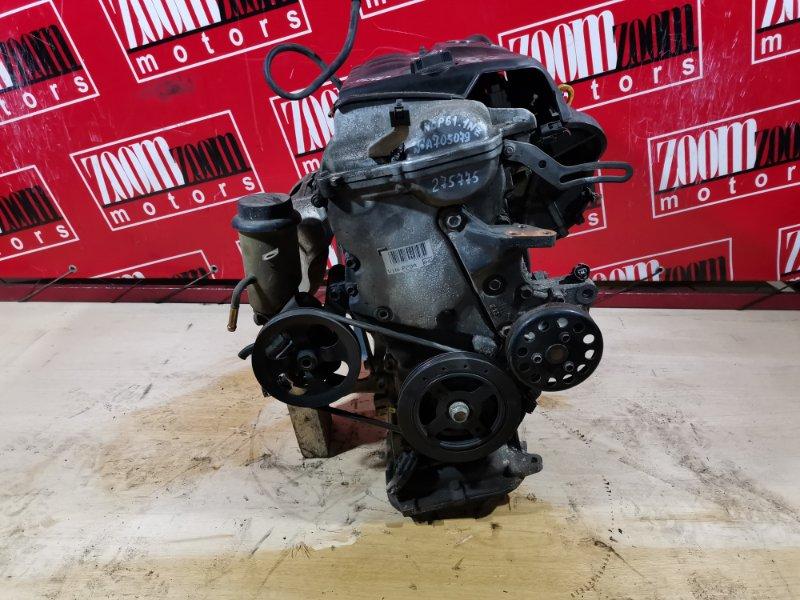 Двигатель Toyota Ist NCP60 1NZ-FE 2002 705079