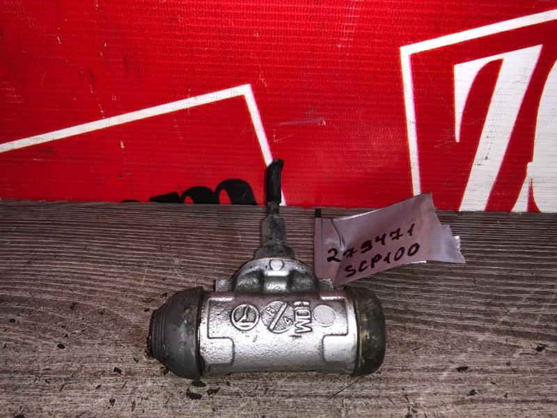 Рабочий тормозной цилиндр Toyota Ractis NCP100 1NZ FE 2005 задний