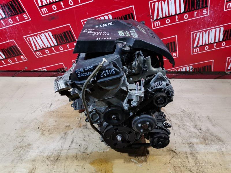 Двигатель Mitsubishi Colt Z21A 4A90 2002 0026578