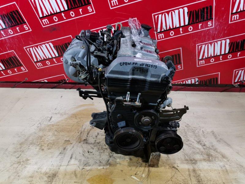 Двигатель Mazda Premacy CP8W FP-DE 1998 762513