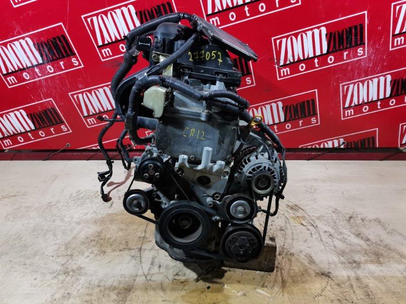 Двигатель Nissan March AK12 CR12DE 2002 155319