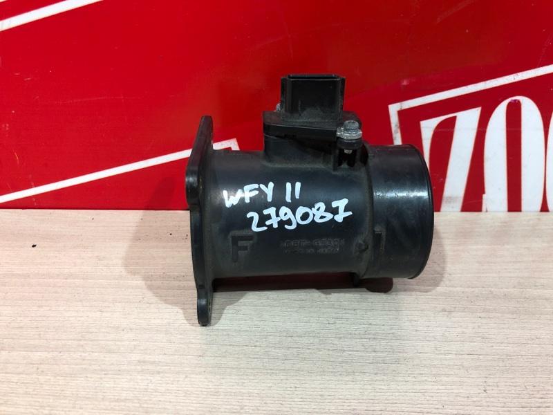 Расходомер (датчик расхода воздуха) Nissan Wingroad WFY11 QG15DE 2001