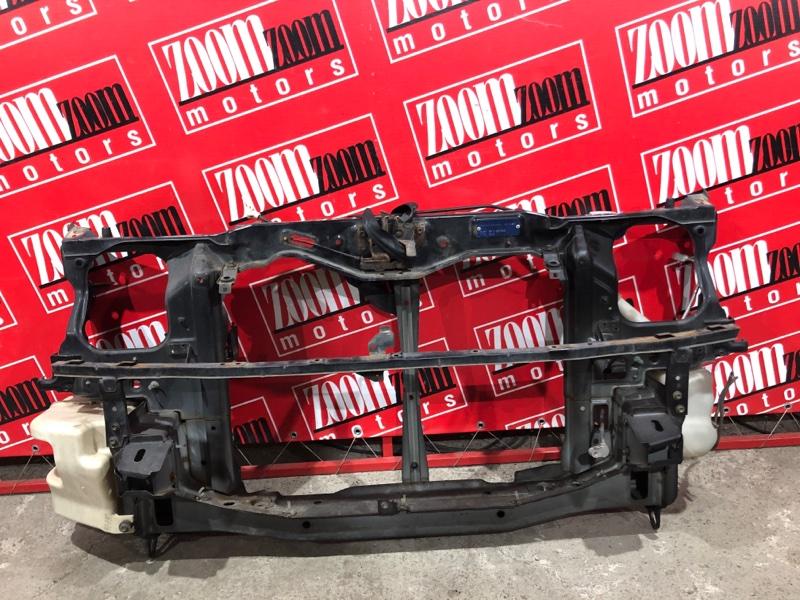 Рамка радиатора Honda Stepwgn RF1 B20B 1996 передняя черный