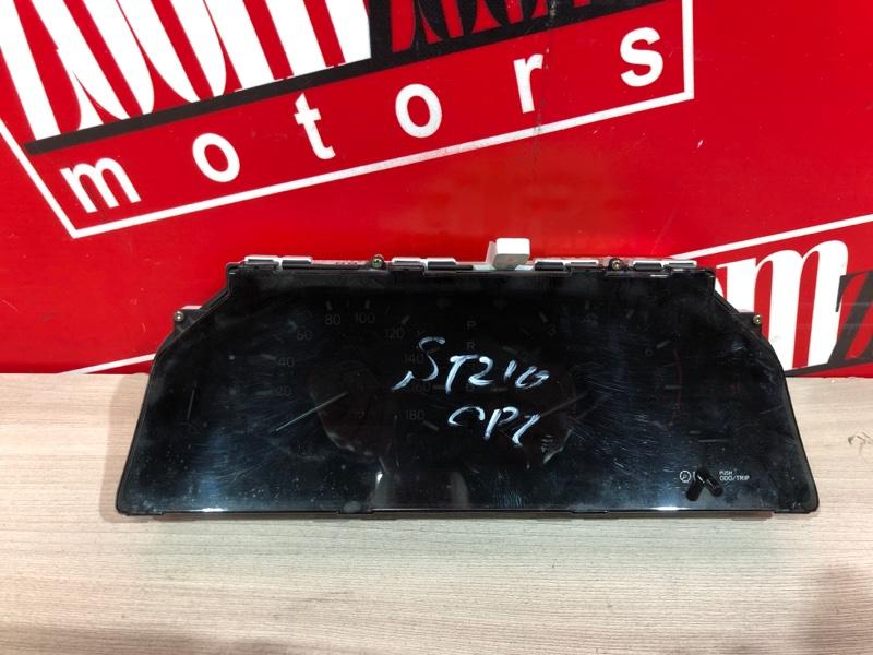 Комбинация приборов (панель) Toyota Corona Premio AT211 7A-FE 1996 83800-20690